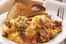 crockpot entrees - pork & sausage