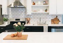 Cozinhas cleans