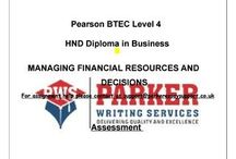 BTEC HND MFRD Assignment