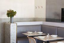 Public Spaces / Shops, restaurants and public interiors.