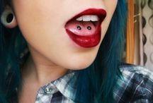 Tattoos/piercings wao