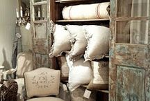 grain sack / by Alicia Breining
