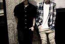 Luke and Jai Brooks xxxx