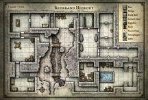 RPG Floorplan Fantasy