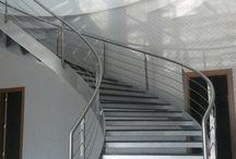 Çizgi merdiven / Merdiven