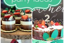 my little party: very hungry caterpillar party