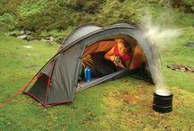 Telt/ og Shelters.
