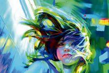 Benjamin / Benjamin Zhang Bin Artwork