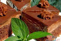 Čokoládový moučnik