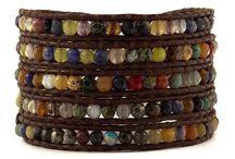 Handcrafted: Bracelets
