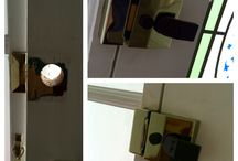 Locksmith / Night latch replaement
