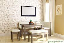КУХОННЫЕ УГОЛКИ / Кухонные уголки. Мебель для кухни. Корпусная мебель напрямую от производителя. Фабрика мебели «Алмаз» (ООО). Мебель «Любимый Дом».