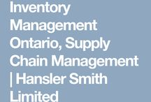 Inventory Management - Supply Chain Management / Hansler Smith SupplyPro Inventory Management Solutions including procurement, monitor usage, vendor managed inventory & much more. Contact us today!