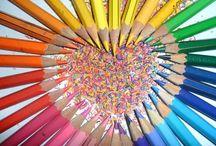 LOVE COLORS / I colori più intensi li tingono le emozioni. Stephen Littleword