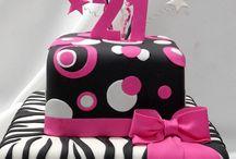 Katz 21st cakes