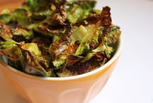 Homemade Veggie Chips / by Anne LaLone