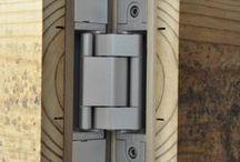 Door Hardware / Hidden Hinges