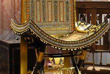 EGYPTIAN SET PIECE