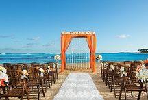 Breathless Wedding / Make it a wedding, honeymoon or anniversary to remember always at Breathless Resorts & Spas. / by Breathless Resorts & Spas