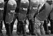 protest & survive