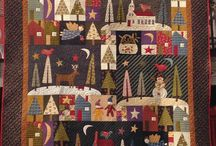 All things Christmas Quilts