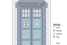 Cross Stitch nerdy