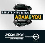ADAM @ ModaLisboa 10/2013 / O Opel ADAM está de volta à ModaLisboa. / by Opel Portugal