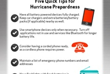 Storm Resources / Hurricane preparedness: Before, during, and after the storm.