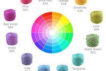 Yarn color tutorial / by Annemarie Ferreira