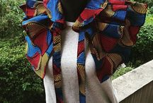 Afro centric wear