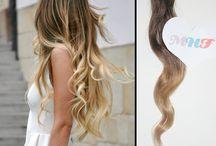 Hair / by Peachy Details