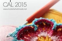 CAL's / Crochet along's