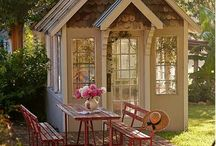 backyard sheds maybe