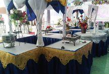 Berkah Catering - Wedding Catering at PPAD Surabaya