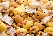 Rilakkuma is everywhere