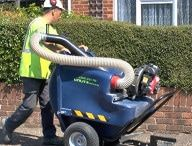 Utility vacuums and sweepers / Self propelled and hand push/towable utility vacuums that will go over rough terrain where narrow access can be an issue, typically gateways, woodland pathways etc. For more info contact us at: http://www.fresh-group.com/utility-vacuum-and-sweepers.html