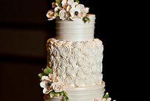 Wedding Cakes & Food