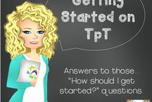 Blogging and Social Media Tips and Help / Help with all social media and blogger tips! / by Kindergarten Crayons
