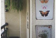 varanda / quintal / by Jess Q.