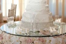 Ideas para mesa de torta y dulces