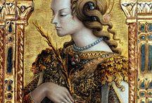 Vittore et Carlo Crivelli 1430- 1495