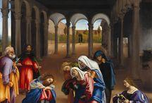 Ea: Lorenzo Lotto / Lorenzo Lotto (Venezia, 1480 – Loreto, 1556/1557)