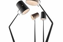 Awesome floor lamps by Diesel