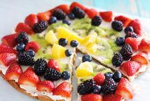Fresh summer / Get the summer feeling with this sunny recipes
