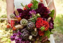 Wedding flowers that inspire me