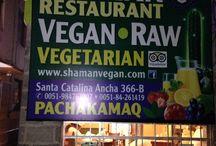 Vegan / Clean eating
