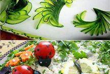 野菜飾り切り
