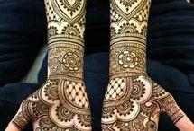 Mendi for Indian weddings