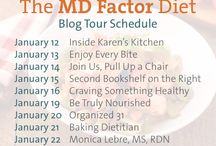 The MD Factor Diet New Year, New You Blog Tour