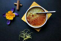 Creme e dolci al cucchiaio
